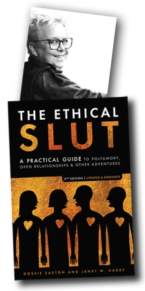 Janet Hardy, co-author of The Ethical Slut