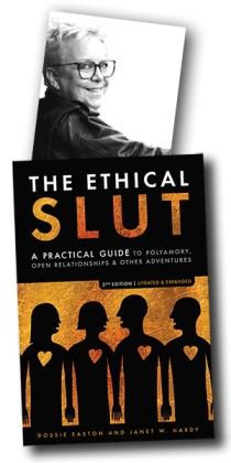 Janet Hardy, co-author of The Ethical Slut